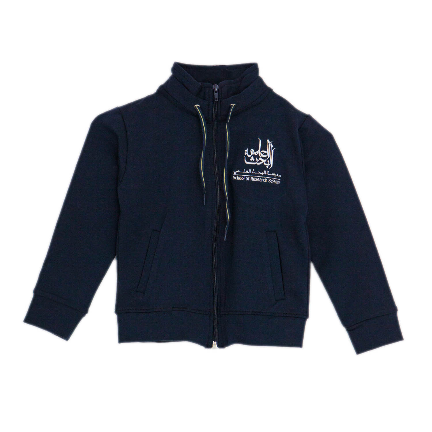 Winter Jacket Navy Blue